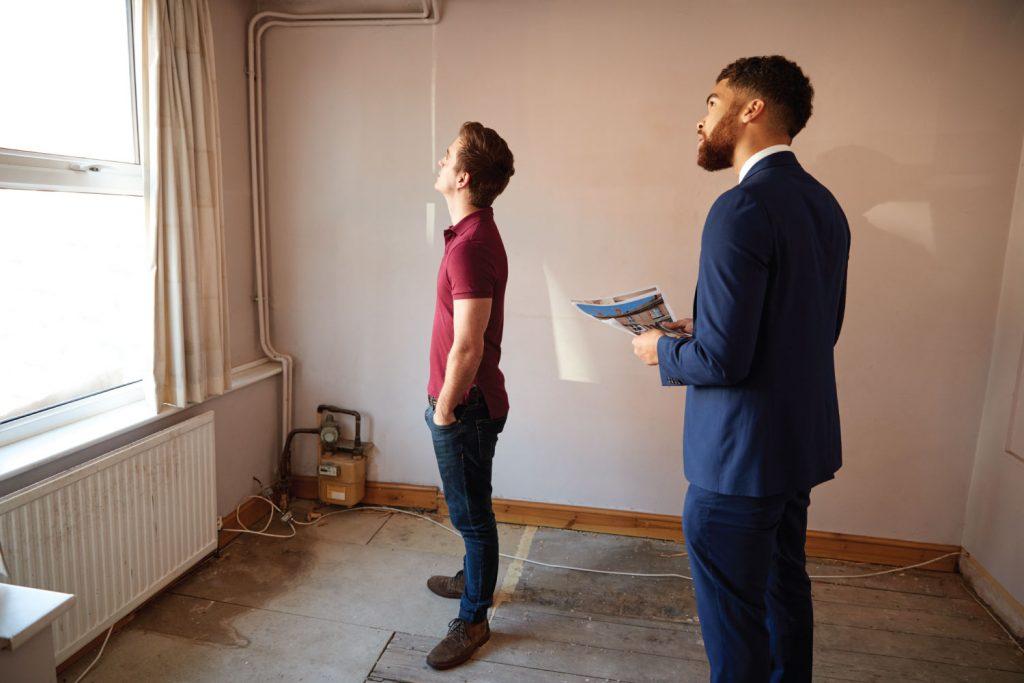 home inspection walk through